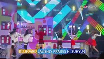 Showbiz Korea Ep975C1 BILLBOARD LAVISHLY PRAISES HI SUHYUN