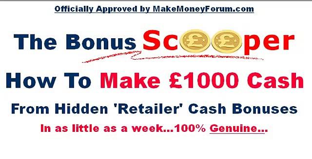 Bonus Scooper Review – Bonus Scooper Reviews – Bonus Bagging