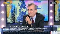 """""""La réalité des Européens, c'est une réalité de terrain !"""": François Villeroy de Galhau - 02/12"""