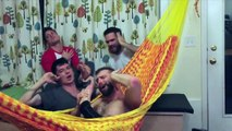 Des homos trop marrant dansent sur du Beyoncé - 711