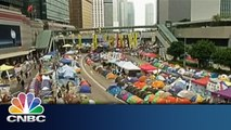 Hong Kong protests: Day 66 | Hong Kong Protests | CNBC International