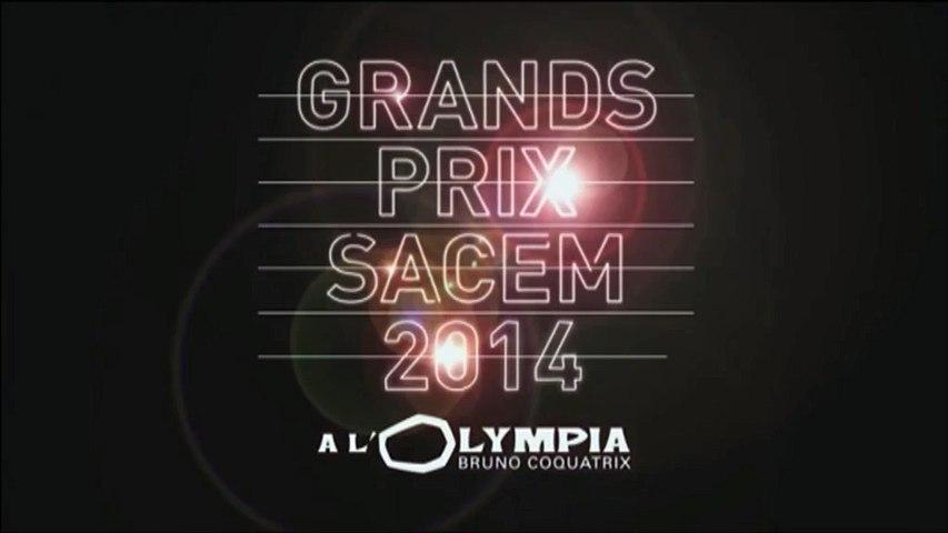 Grand Prix Sacem 2014 : Stéphane Moucha - Grand Prix de la musique pour l'image