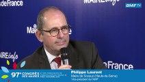AMF TV Congrès des Maires : Philippe Laurent, Maire de Sceaux (Hauts-de-Seine), Vice-président de l'AMF