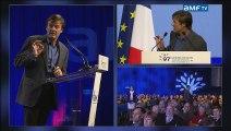 AMF TV Congrès des Maires : Nicolas Hulot, envoyé spécial du Président de la République pour la protection de la planète