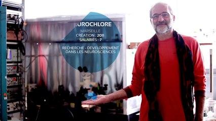 Neurochlore, 4ème prix Créatreize