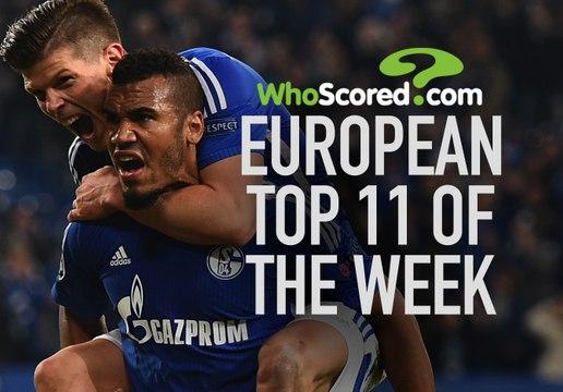 European Best XI of the Week (02/12/14)