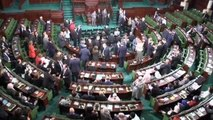 Tunus Ulusal Kurucu Meclisi Yeni Dönem Açılış Toplantısı