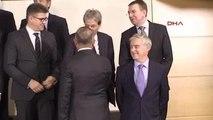 Dışişleri Bakanı Çavuşoğlu, NATO Dışişleri Bakanları Toplantısına Katıldı