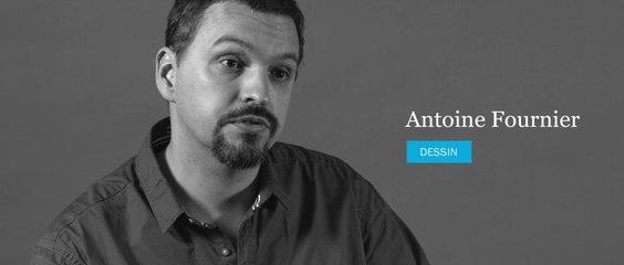 MANAA - Entretien avec Antoine Fournier - Prof de dessin
