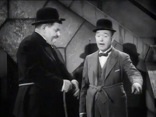 Laurel and Hardy - Flying Deuces - Full movie