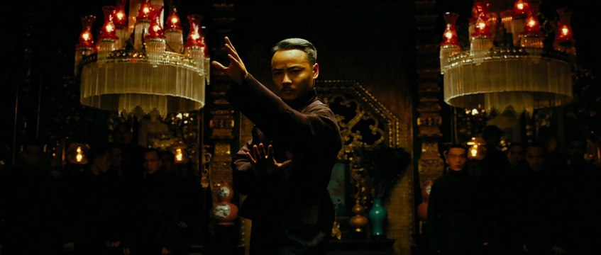 THE GRANDMASTER (film clip) 'GOLD PAVILION' by Wong Kar Wai
