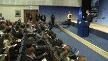 L'Ukraine doit adhérer aux valeurs de l'Otan pour y entrer