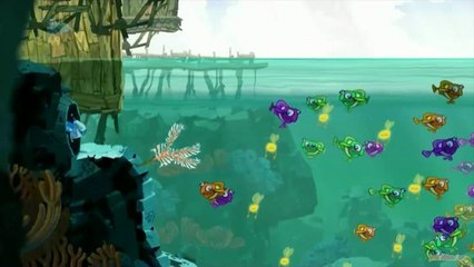 After Bit - Rayman Origins - Rayman Origins & Legends 1/2