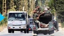 Gunmen Attack Lebanese Army Patrol Near Border With Syria: Security Source