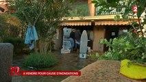 Inondations : Maison à vendre