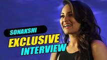 Sonakshi Sinha Shares EXPERIENCE Working With Senior & Junior Actors