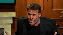 Tony Robbins: I'm Feeding 50 Million People Myself