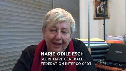 Pourquoi voter CFDT ? Réponse de Marie-Odile Esch