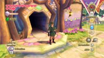 The Legend of Zelda : Skyward Sword - Partie 18 : Grande caverne antique