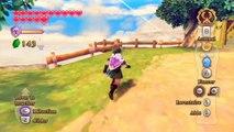 The Legend of Zelda : Skyward Sword - Partie 21 : Une mer de... sable_
