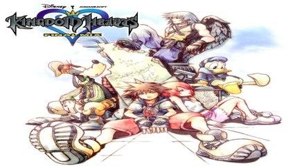 Kingdom Hearts Final Mix [JAP](Direct Live PS3)[HD]