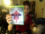 The Amazing Spider-Man 2 (Xbox One) Unboxing / The Amazing Spider-Man 2 (Xbox One) Opening