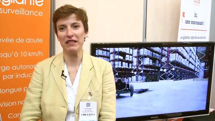Expoprotection 2014 - interview exposant : EOS Innovation