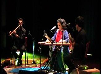 AÏCHA REDOUANE ET HABIB YAMMINE - Festival TROBADES Céret