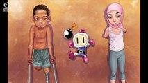 Les illustrations de Luis Quiles sont extrêmement parlantes