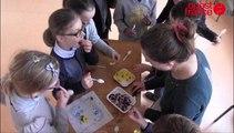 Rennes : des écoliers ont dégusté des insectes et d'autres drôles de mets