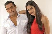 Why did Salman go to Katrina's house?