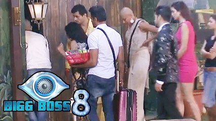 Sonakshi Sinha's Action - Renee Evicted | Bigg Boss 8 Highlights