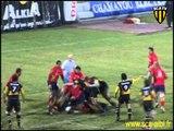 Rugby Pro D2 résumé du match Albi Aurillac