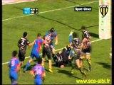 Rugby Pro D2 : Résumé du match Albi Grenoble