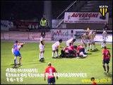 Rugby Pro D2 résumé du match Aurillac Albi