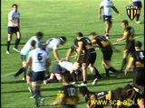Rugby Pro D2 résumé du match amical Aurillac Albi