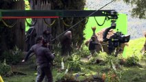 THE HOBBIT 2 _ Behind the Scenes B-Roll Video # 1(1)