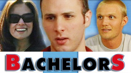 Bachelors - Full Comedy Movie - Two Roomates For The Same Girl
