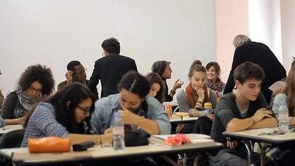 La Fondation Culture & Diversité et l'École des Arts Décos 2014