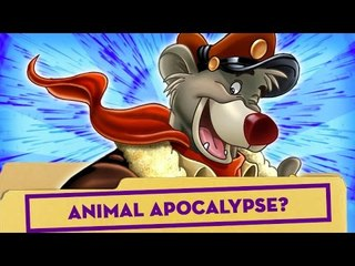 The Jungle Book Talespin Conspiracy: Next Time on Cartoon Conspiracy - Channel Frederator