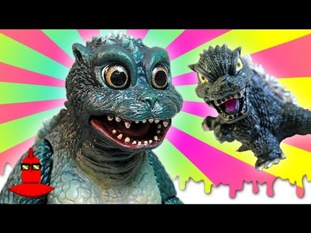 GODZILLA  2014 Toys - Toy Pizza (Ep. 15) on Channel Frederator
