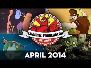 April 2014 New Members of the Channel Frederator Network