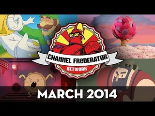 March 2014 NEW Members of the Channel Frederator Network