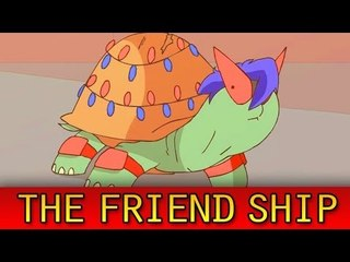 The Super Aggressive Space Turtles by The FriendShip - ToonsDay presented by ChannelFrederator