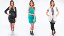 3 Ways To Wear 60s Shift Dresses