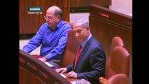 Israeli lawmakers approve parliament dissolution