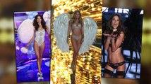Les mannequins les plus sexy défilent pour Victoria's Secret