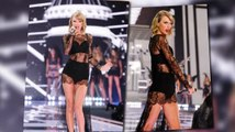 Did Taylor Swift Get a Victoria's Secret Model Fired from the Fashion Show?