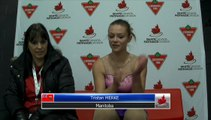 Ashley Morgan - Junior Ladies Short Program