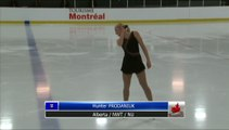 Hunter Prodaniuk - Junior Ladies Short Program